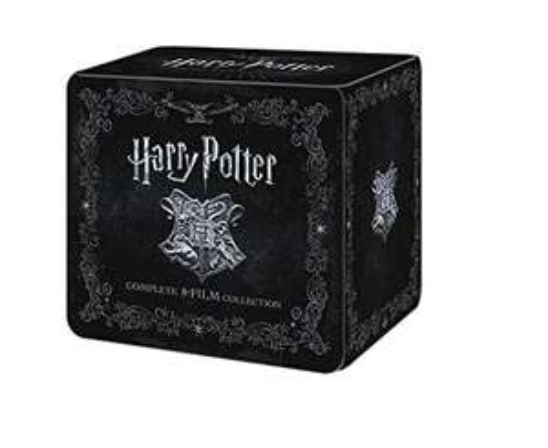 Coffret Blu-Ray Harry Potter l'intégrale des 8 films Steelbook édition