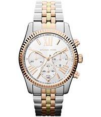 Bracelet de montre Michael Kors MK5735 Acier Multicolore (20mm) - BraceletsDeMontres.com