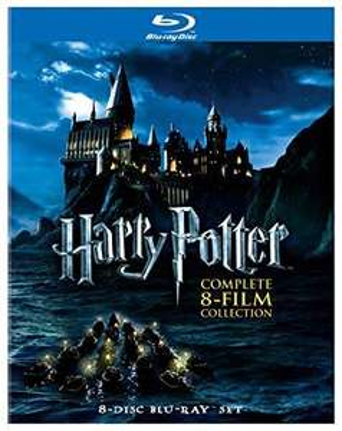 Coffret Blu-ray Harry Potter L'Intégrale des 8 Films