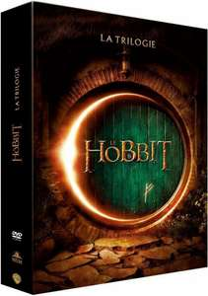 Coffret DVD Le Hobbit - La Trilogie