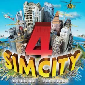 Jeu SimCity 4 sur MAC et PC - Deluxe Edition (Dématérialisé, Steam)