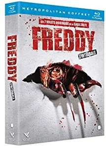 Coffret Blu-ray : Freddy - 7 Film