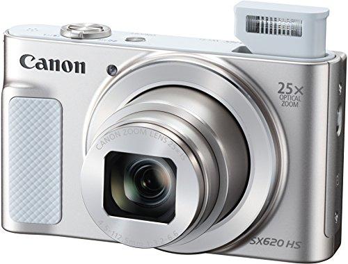 """Appareil photo Canon Powershot SX620 HS Zoom X25 écran 3"""" wifi - 20,2 Mp"""