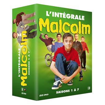 Coffret DVD : Malcolm Intégrale des 7 saisons