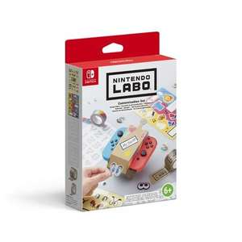 Ensemble de personnalisation Nintendo labo