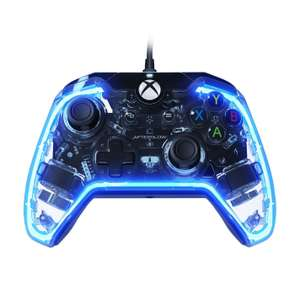 Manette filaire Afterglow Prismatic pour Microsoft Xbox One