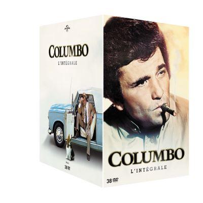 Coffret DVD Columbo : L'intégrale