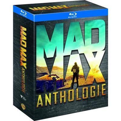 Coffret Blu-Ray : Mad Max Anthologie