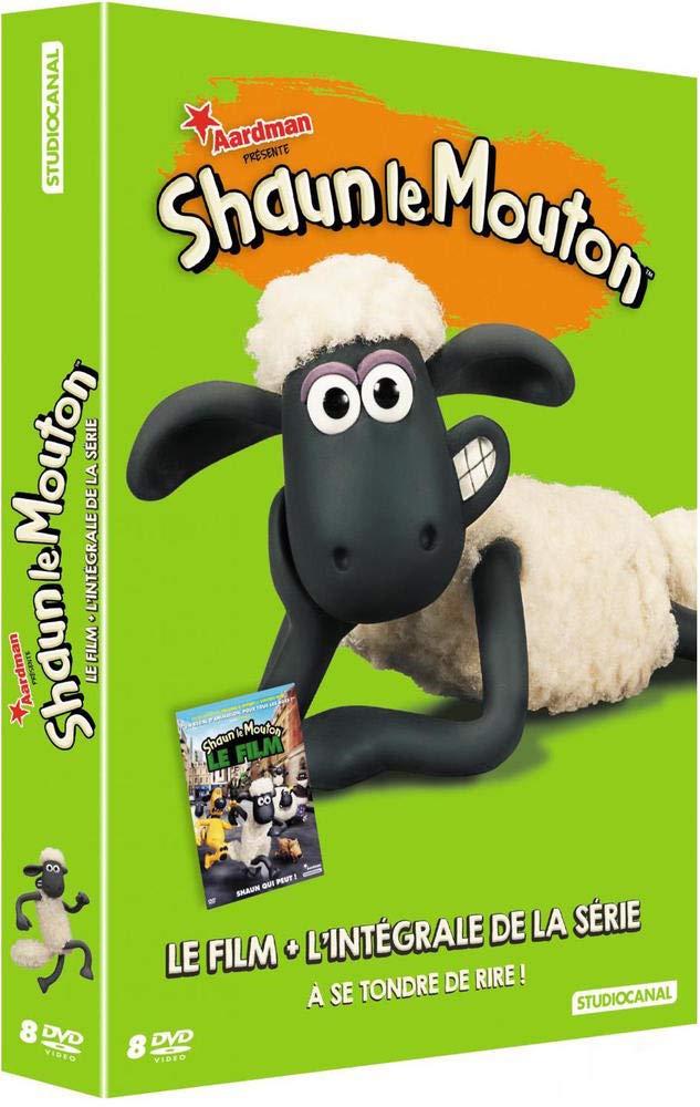 Coffret DVD : Shaun Le Mouton : Le Film + L'intégrale de la série