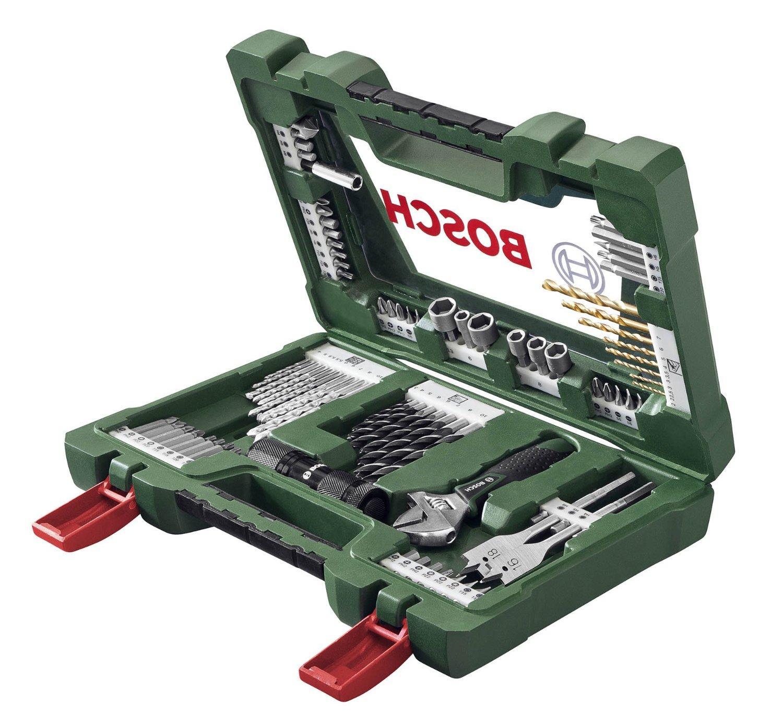 Coffret Bosch 2607017193 V-Line Coffret - 83 Outils de perçage/vissage