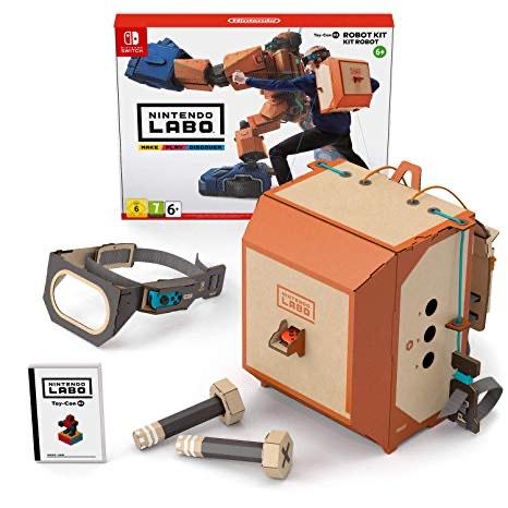 Kit Nintendo Labo pour Consoles Nintendo Switch - Le Pontet (84)