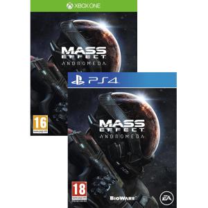Mass Effect Andromeda sur Xbox One et PS4 (+0.35€ en SuperPoints)