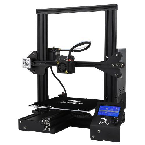 Imprimante 3D Creality3D Ender-3 DIY (Vendeur Tiers)