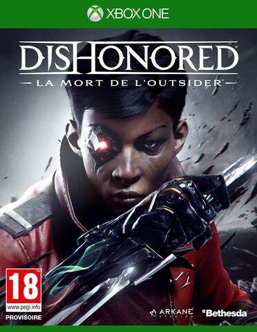 Dishonored : La Mort de l'Outsider sur Xbox One