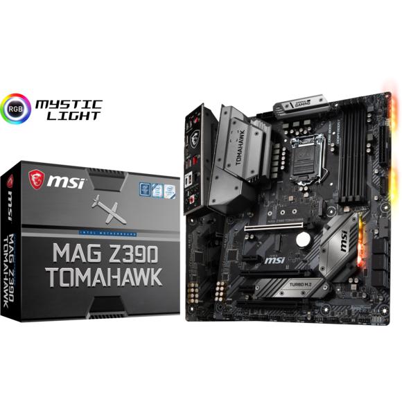 Carte Mere MSI MAG Z390 Tomahawk - Socket Intel 1151