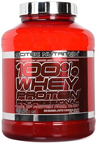 Whey Scitec Nutrition protéine - Chocolat-noisette, 2350 g