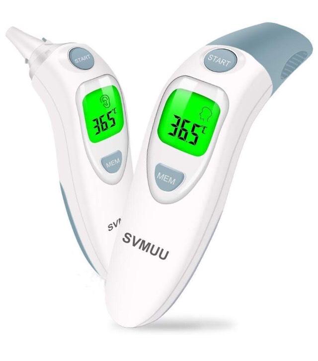 Thermomètre bébé infrarouge SVMUU (Vendeur tiers)