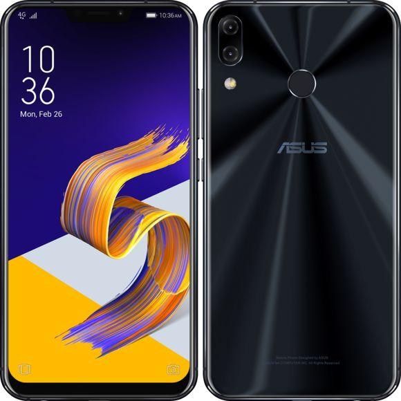 """Smartphone 6.18"""" Asus ZenFone 5z (8 Go de RAM, 256 Go de ROM, Snapdragon 845) + Ecouteurs sans fils Zen Ears (Bluetooth) Offert"""