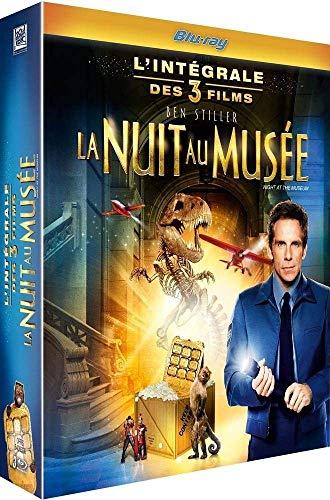 Coffret Blu-Ray trilogie La Nuit au Musée