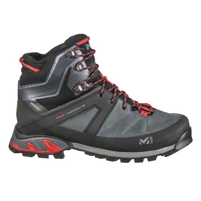 Chaussures de randonnée Millet High Route Gtx Urban Chic/rouge - Plusieurs tailles au choix (achat-ski.com)