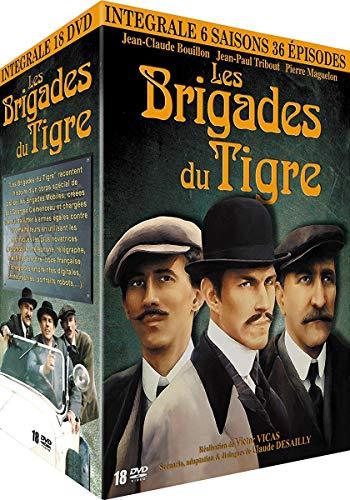 Coffret DVD Les Brigades du Tigre - L'intégrale
