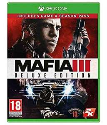 Mafia 3 Édition Deluxe (inclus Season Pass) sur Xbox One
