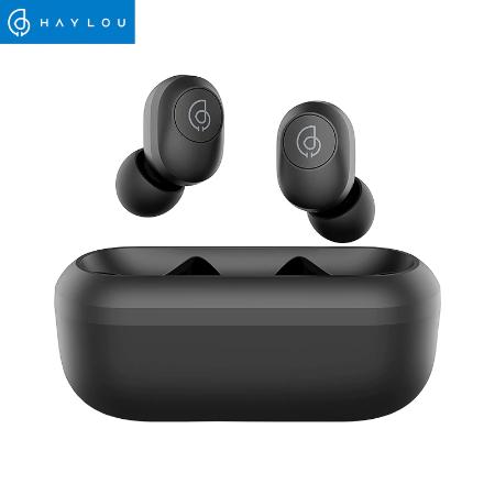 Écouteurs intra-auriculaires Haylou GT2 3D - noir