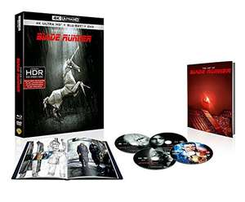 Coffret Blu-ray 4K Blade Runner - Version Final Cut 35ème anniversaire + Livre