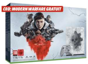 Console Microsoft Xbox One X 1 To + Gears 5 Limited Edition + Call Of Duty: Modern Warfare (Frontaliers Belgique)