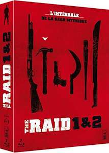 Coffret Blu-ray The Raid 1 & 2 ou Ip Man 1 & 2