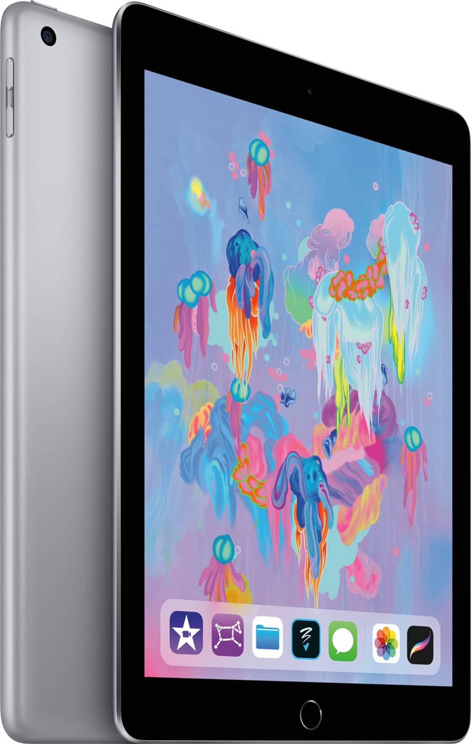 "Tablette 9.7"" Apple iPad (2018) - 128 Go, WiFi (Frontaliers Suisse)"