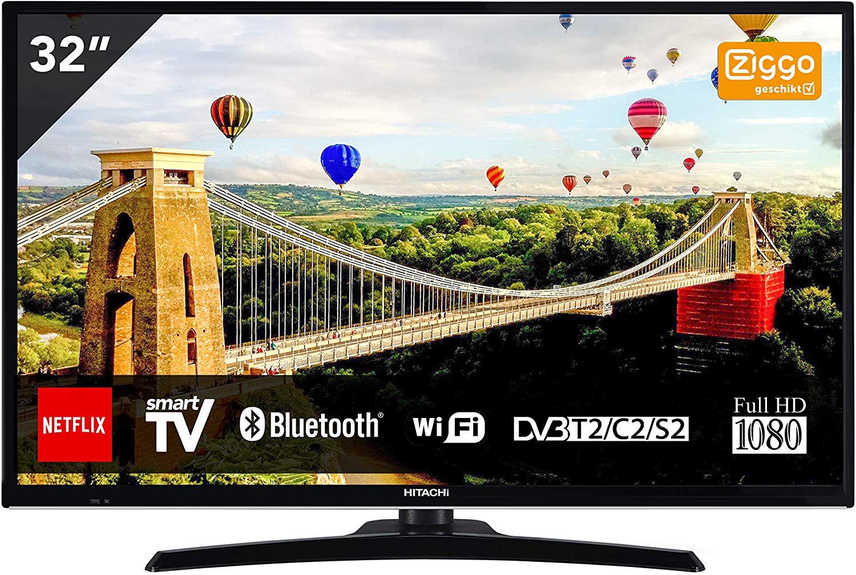 """TV 32"""" Hitachi 32HE4000 - FullHD (vendeur tiers)"""