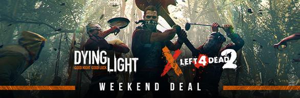 Bundle Dying light Enhanced Edition + Left 4 Dead 2 sur PC (Dématérialisé)