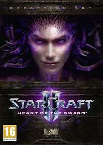 Extension Starcraft 2 Heart of the Swarm sur PC