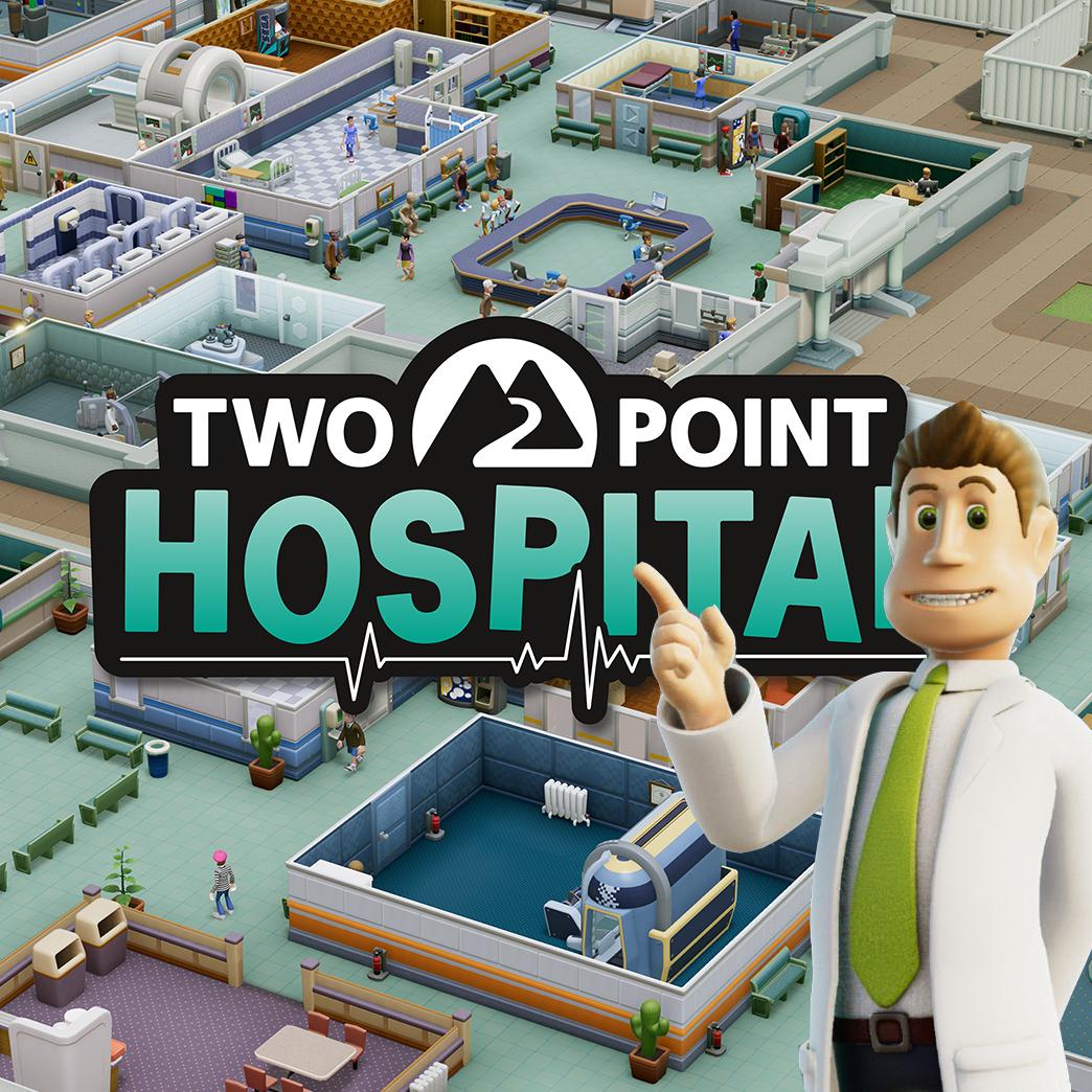 Two Point Hospital sur PC (Dématérialisé - Steam)