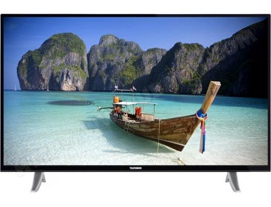 """TV 40"""" Telefunken - 4K UHD, 101 cm"""