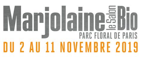 Entrée pour le Salon du Bio Marjolaine du 2 au 11 Novembre au Parc Floral de Paris (75)
