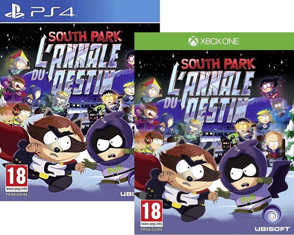 Jeu South Park - L'annale Du Destin sur PS4 ou Xbox One