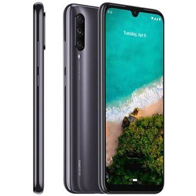 """Smartphone 6.08"""" Xiaomi Mi A3 - 64 Go, 4G (avec B20) (vendeur tiers)"""
