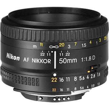 Objectif Nikon AF-S NIKKOR 50mm f/1.8D