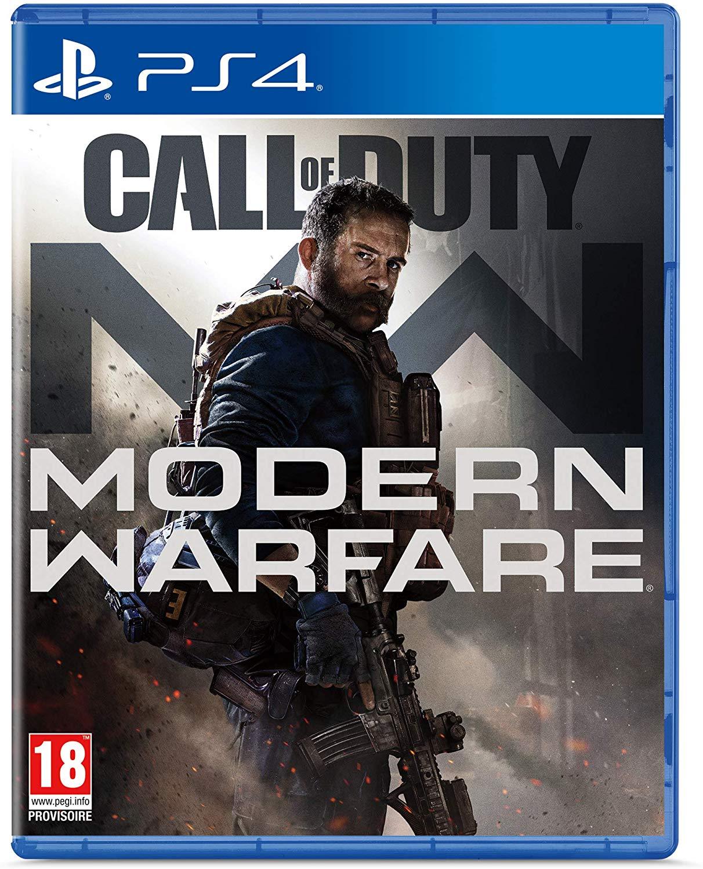 Jeu Call of Duty: Modern Warfare sur PS4 + 2,5€ en Super Points