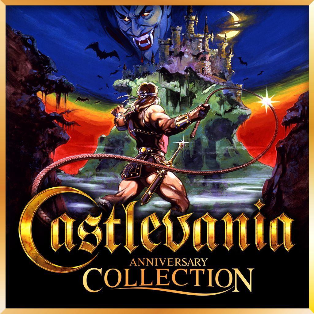 Castlevania Anniversary Collection ou Contra Anniversary Collection sur PC (Dématérialisés - Steam)