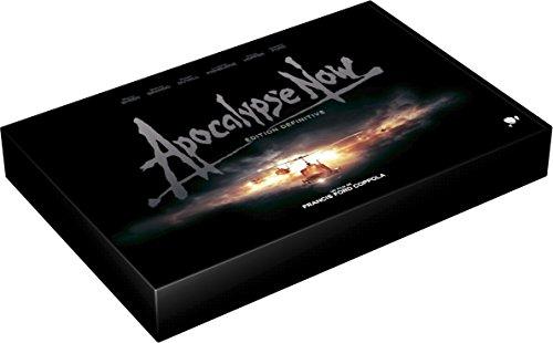 Coffret Apocalypse Now Redux : 3 Blu-rays + 4 DVDs + 1 livre de 300 pages