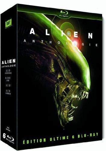 Coffret Blu-Ray Alien - L'intégrale des 4 Films