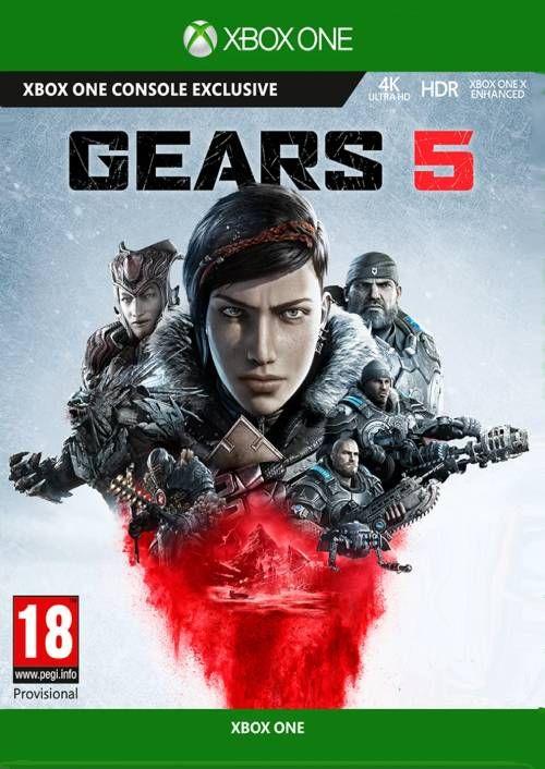 Gears 5 sur Xbox One & PC Windows 10 (Dématérialisé - Xbox Play Anywhere)