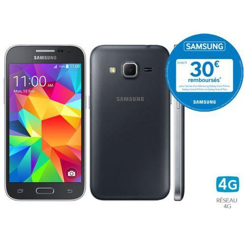"Smartphone 4,5"" Samsung Galaxy Core Prime Value Edition (ODR 30€)"