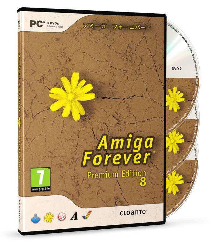 Amiga Forever 8 Value Edition pour PC (Dématérialisé)