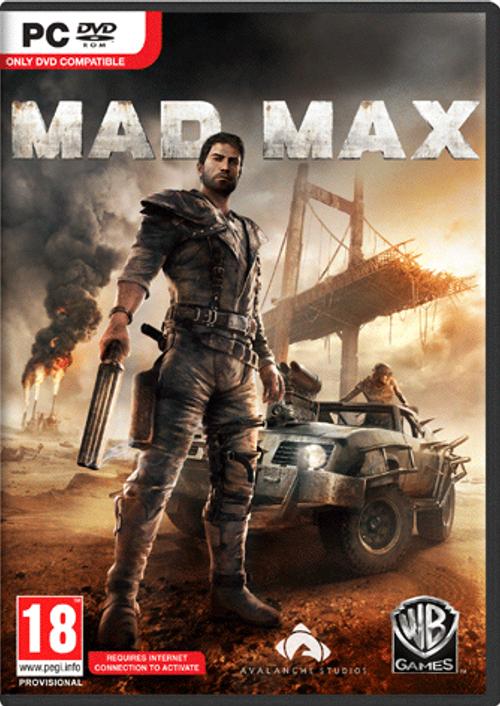 Jeu Mad Max sur PC (Dématérialisé - Steam)