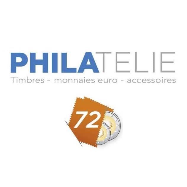 5€ de réduction immédiate dès 80€ d'achat sur tout le site (philatelie72.com)