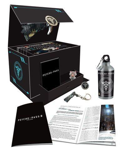 Sélection de coffrets en promotion - Ex: Coffret Collector Blu-ray + DVD Psycho-Pass - Intégrale (S1 & S2 + Film)